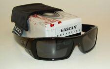 Polarized -Gascan- Matte Black/Grey Iridium Sunglasses