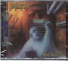 PENTAGRAM SUB-BASEMENT SEALED CD NEW 2013