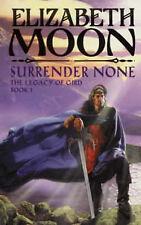 Elizabeth Moon Surrender None (Legacy of Gird) Very Good Book