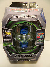 Monsuno Motorized spin Storm Rush Wild Core   Ages 4+   ***New in Box***