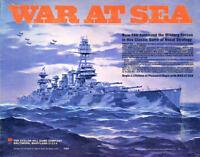 Avalon Hill War at Sea & War at Sea 2 PDF Reference CD