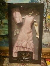 Franklin Mint Jackie Kennedy Embassy Dinner Pink Gown Ensemble New