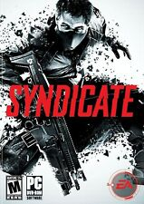 Syndicate PC Shooter Video Game action sci-fi classic intense revenge destroy