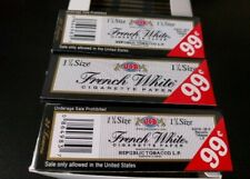 Job 1.25 French White  Rolling Papers 24 Packs