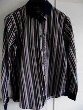 Camicie casual e maglie da uomo blu Joe Browns