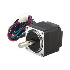 Micro Stepper Motor Nema 11 Bipolar Stepping 0.67A 12Ncm/17oz.in 1.8deg 4 Leads