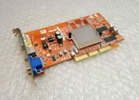 128MB ASUS A9200SE/128M REV: 1.00 VGA, TV Out, LCD AGP Graphics Video Card Unit