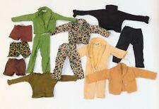 GI Joe Adventure Team Clothing Lot Vintage Hasbro 1970s Uniforms Spy Island More