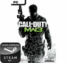 CALL OF DUTY MODERN WARFARE 3 MW3 PC AND MAC STEAM KEY