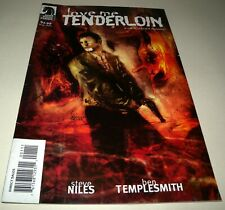 Love Me Tenderloin, January 2004 -  Dark Horse Comics -  (Ref1/9)