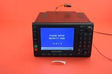 E6 98-03 Mercedes w163 ml320 ml350 ml500 ml430 GPS Radio Tape Screen 1638200486
