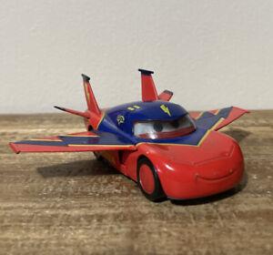Disney Pixar Cars Cars Toon Lightning McQueen Hawk Disney Store 1:43