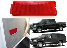 For Ford 1999-2007 F250 SuperDuty Front or Rear Door Reflector F350 F450 Red