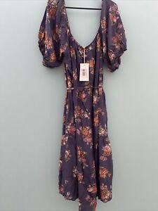 BNWT auguste the label dress Size XL