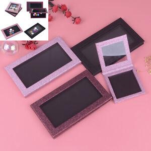 Empty Magnetic Makeup Palette DIY Eyeshadow Concealer Case Holder Packing t;UK