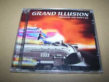 "Grand Illusion ""Ordinary Just Won't Do"" 2004 CD Swedish Melodic Hard rock"