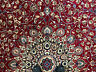 10x13 RED PERSIAN RUG HAND KNOTTED ANTIQUE WOOL VINTAGE RUGS oriental woven 9x12