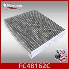 FC25572C (CARBON) CABIN AIR FILTER  FOR 2009 2010 2011 2012 2013 FORD MUSTANG