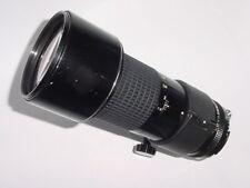 Nikon 300mm F/4.5 NIKKOR ED AIs Manual Focus Lens * EX+