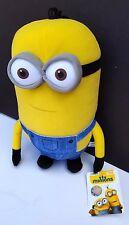 "Despicable Me Minion Bob Universal Studio Plush Doll Toy Movie Exclusive 11"""