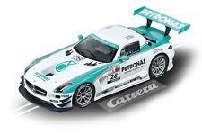 """Top Tuning Carrera Digital 124 - Mercedes SLS AMG Gt3 - """"Petronas"""" No.28"""