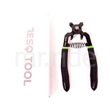 Resq 2in1 open+close the chain master link Pliers Advanced tool for KMC,Shimano