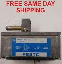 Festo Mfh 52 D 1b Item 011657 B8 6