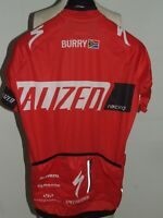 Bike Cycling Jersey Shirt Maillot Cyclism Sport Specialized Burry Size M