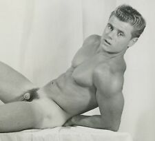 Vintage 60s Male Nude Academic Art Study 8x10 Photo 14069