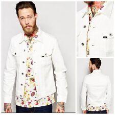 Abrigos y chaquetas de hombre blancas color principal blanco