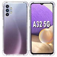 For Samsung Galaxy A32 5G Case Air Cushion Bumper Shockproof TPU Clear Cover