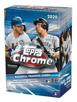 2020 Topps Chrome -You Choose | Refractors Parallels Inserts | 60% Bulk Discount