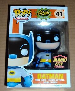 Funko POP! Batman #41 Classic TV Series Alamo City Comic Con Metallic exclusive