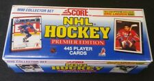 1990-91 Score NHL Hockey Collector Premier Factory Sealed Set RC Lindros MT