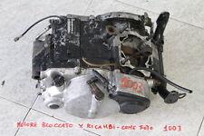 MOTORE CAGIVA 125 SIGLA BG    BLOCCATO PER RICAMBI