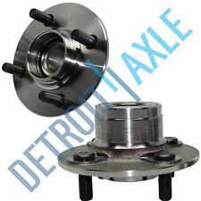Both (2) New Complete  Rear Wheel Hub and Bearing Assembly Fits Nissan Sentra