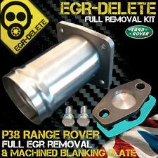 Range rover P38 egr supprimer removal kit plaque d'obturation bypass 2.5TD bmw diesel
