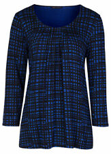 Marks and Spencer Hip Length Check Tops & Shirts for Women
