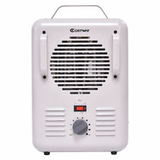 Electric GREENHOUSE Heater Portable Space Heat indoor 120V garage 1500 watt NEW