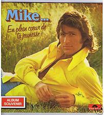 LP MIKE BRANT EN PLEIN COEUR DE TA JEUNESSE