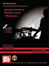 DANNY GOTTLIEB / Michael Green: essentiel jazz percussion