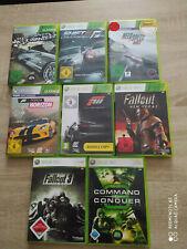 8 Xbox360 Spielesammlung