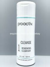 Proactiv 4oz Renewing Cleanser Cleanse 60 day Proactive Solution 04/2022 EXPIRY
