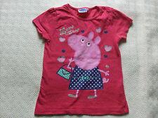 Girls' Novelty/Cartoon Boat Neck T-Shirts & Tops (2-16 Years)