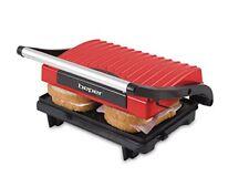 Beper Griglia elettrica per Toast 700 W
