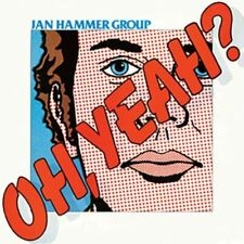 Jan Hammer Group - Oh, Yeah? (2018 Remaster)  CD  NEW/SEALED  SPEEDYPOST