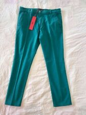 ⭐ Mens Hugo Boss Schino-slim-D fit stretch chino pants trousers size W36 L34