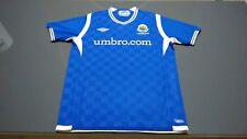 Linfield FC football shirt ADULT S jersey trikot camiesta maglia mint condition