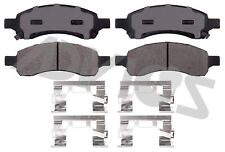 Disc Brake Pad Set-Ultra-Premium OE Replacement Front ADVICS AD1169A