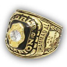 1974 MUHAMMAD ALI RING TKO FOREMAN HEAVY WEIGHT CHAMP  Ring SIZE 10.5